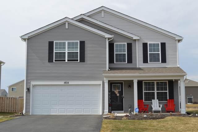 1635 Bayberry Lane, Pingree Grove, IL 60140 (MLS #11237116) :: John Lyons Real Estate