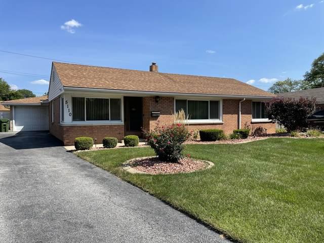 5110 W 100TH Street, Oak Lawn, IL 60453 (MLS #11237169) :: Littlefield Group
