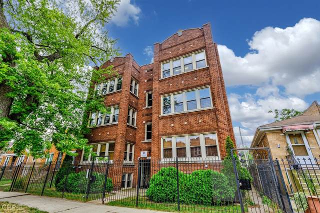 4027 W Crystal Street G, Chicago, IL 60651 (MLS #11237192) :: Touchstone Group