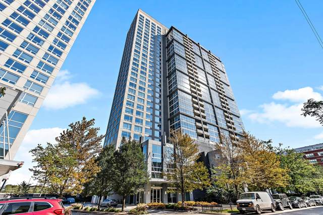 1901 S Calumet Avenue #2708, Chicago, IL 60616 (MLS #11237204) :: The Wexler Group at Keller Williams Preferred Realty