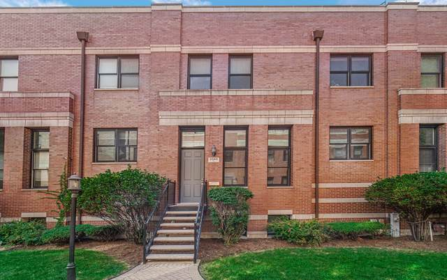 2040 W Le Moyne Street C, Chicago, IL 60622 (MLS #11237225) :: The Wexler Group at Keller Williams Preferred Realty
