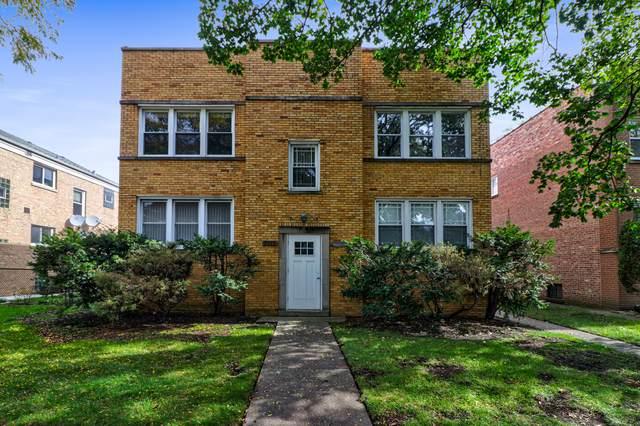 5513 N California Avenue #4, Chicago, IL 60625 (MLS #11237301) :: Carolyn and Hillary Homes