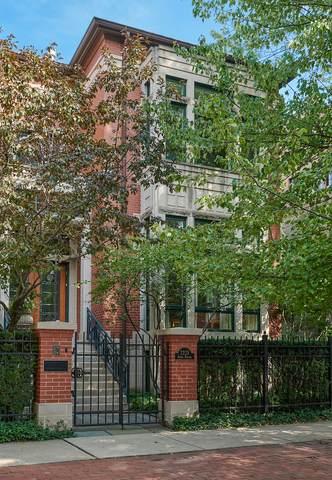 2223 N Burling Street, Chicago, IL 60614 (MLS #11237567) :: Janet Jurich