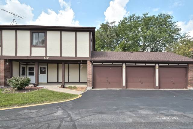 430 Brandy Drive A, Crystal Lake, IL 60014 (MLS #11237587) :: Littlefield Group