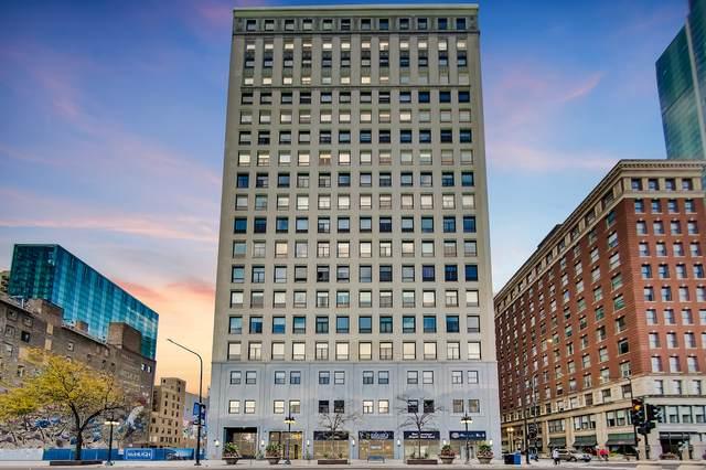 910 S Michigan Avenue #1404, Chicago, IL 60605 (MLS #11237761) :: Littlefield Group