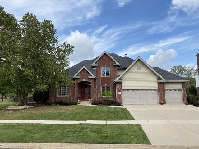 829 Cheyenne Lane, New Lenox, IL 60451 (MLS #11237770) :: John Lyons Real Estate