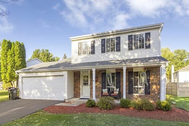 1000 Churchill Drive, Naperville, IL 60563 (MLS #11237800) :: Jacqui Miller Homes