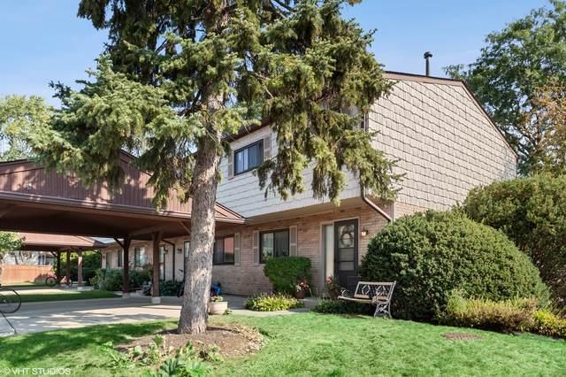 419 Buffalo Trail, Wheeling, IL 60090 (MLS #11237814) :: John Lyons Real Estate