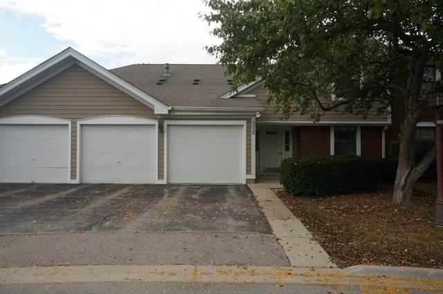 302 Maplewood Court B1, Schaumburg, IL 60193 (MLS #11237816) :: Littlefield Group