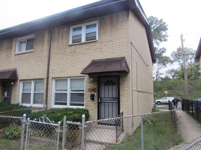 1132 E 81st Street H, Chicago, IL 60619 (MLS #11237930) :: John Lyons Real Estate
