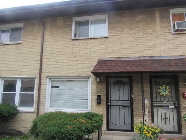 1134 E 81st Street F, Chicago, IL 60619 (MLS #11237931) :: John Lyons Real Estate