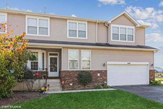 1243 Lemoyne Avenue #1243, Romeoville, IL 60446 (MLS #11237985) :: John Lyons Real Estate