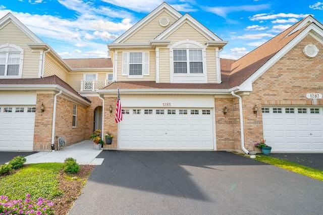 1285 Timberline Drive, Bartlett, IL 60103 (MLS #11238005) :: John Lyons Real Estate