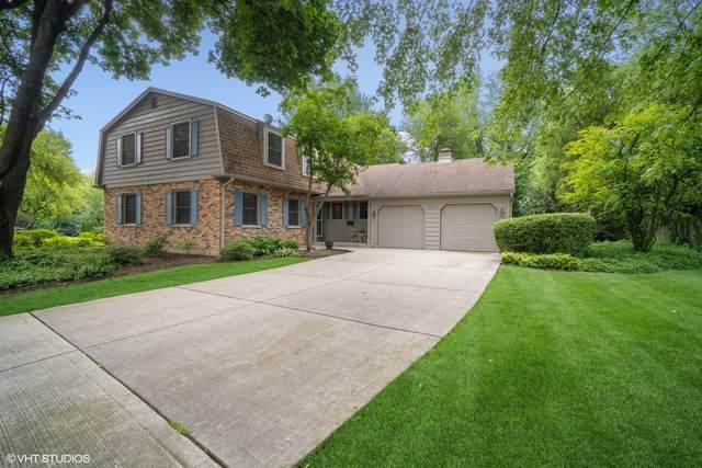 645 N Salem Court, Palatine, IL 60074 (MLS #11238015) :: John Lyons Real Estate