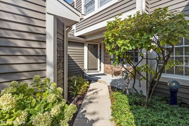 1444 Aberdeen Court #1444, Naperville, IL 60564 (MLS #11238030) :: The Wexler Group at Keller Williams Preferred Realty
