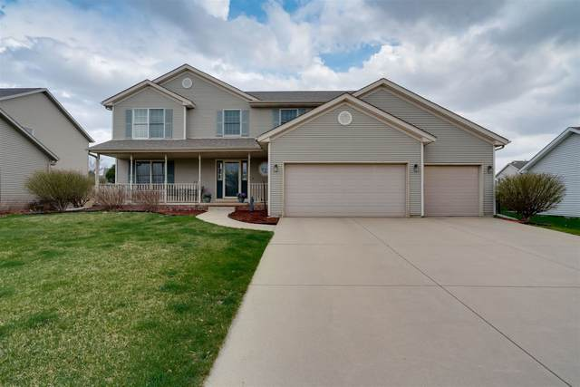 1505 Broad Creek Road, Bloomington, IL 61704 (MLS #11238077) :: Littlefield Group