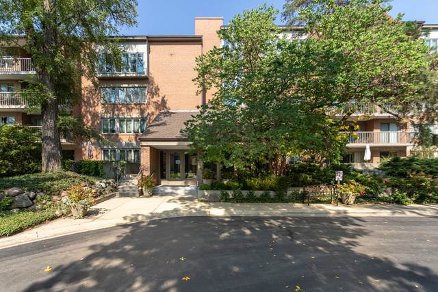 22 Park Lane #121, Park Ridge, IL 60068 (MLS #11238203) :: The Wexler Group at Keller Williams Preferred Realty