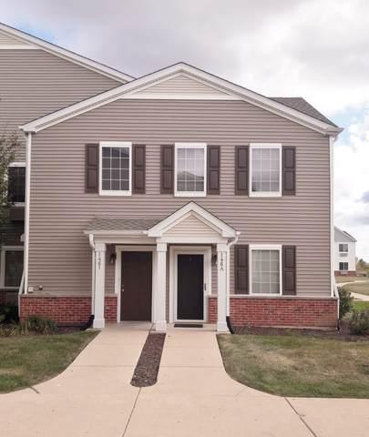 146 Bertram Drive A, Yorkville, IL 60560 (MLS #11238269) :: John Lyons Real Estate