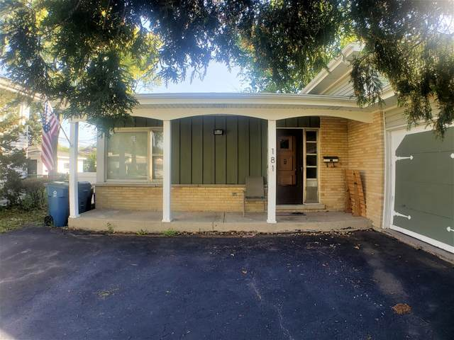 181 N Country Club Drive, Addison, IL 60101 (MLS #11238288) :: The Wexler Group at Keller Williams Preferred Realty