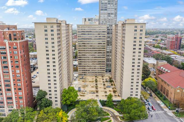 3950 N Lake Shore Drive #1710, Chicago, IL 60613 (MLS #11238364) :: Littlefield Group