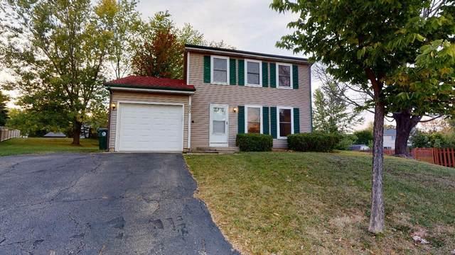 430 Amberwood Court, Algonquin, IL 60102 (MLS #11238418) :: John Lyons Real Estate