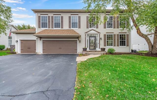 781 Majestic Drive, Algonquin, IL 60102 (MLS #11238512) :: John Lyons Real Estate