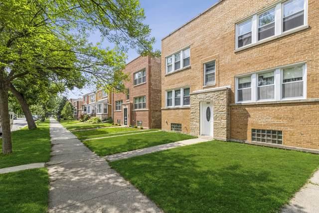 2828 W Farragut Avenue 2E, Chicago, IL 60625 (MLS #11238524) :: John Lyons Real Estate