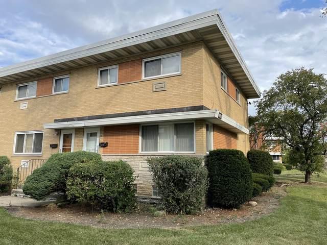 8656 Gregory Lane A, Des Plaines, IL 60016 (MLS #11238600) :: Littlefield Group