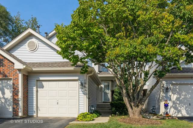 1066 Woodhill Court #492, Elgin, IL 60120 (MLS #11238655) :: John Lyons Real Estate