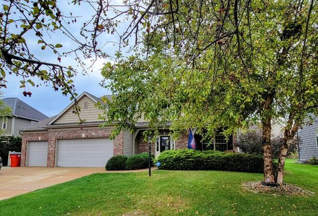 1611 Crabapple Lane, Champaign, IL 61822 (MLS #11238815) :: Ryan Dallas Real Estate
