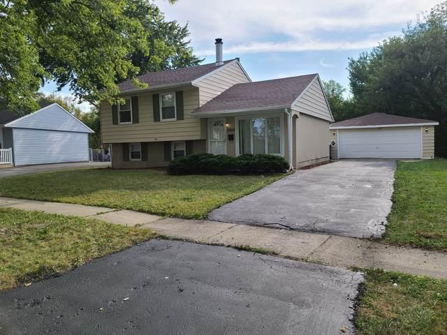 2904 Nichols Drive, Sauk Village, IL 60411 (MLS #11238964) :: John Lyons Real Estate
