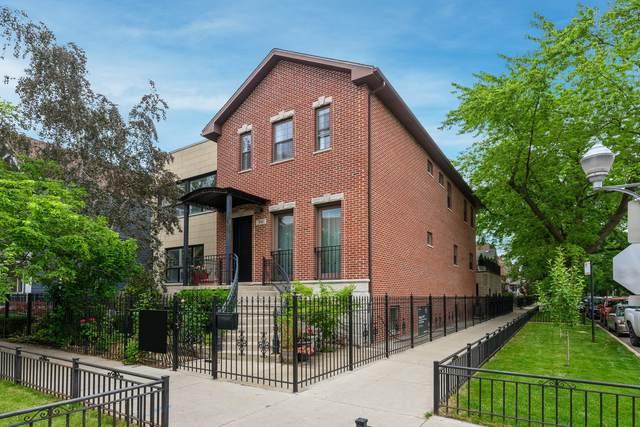 3101 N Hoyne Avenue, Chicago, IL 60618 (MLS #11239074) :: Touchstone Group