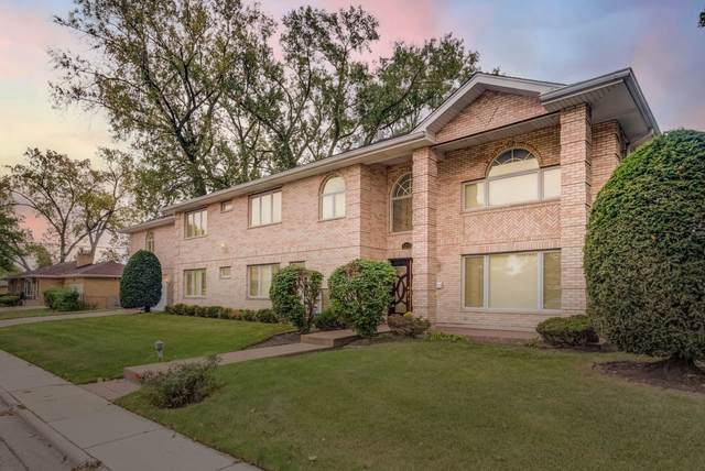 4275 W Jarvis Avenue, Lincolnwood, IL 60712 (MLS #11239098) :: Littlefield Group