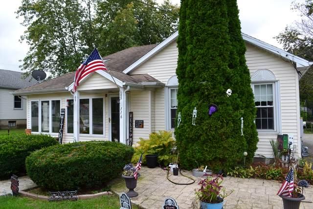 116 N Lincoln Street, Braidwood, IL 60408 (MLS #11239144) :: John Lyons Real Estate