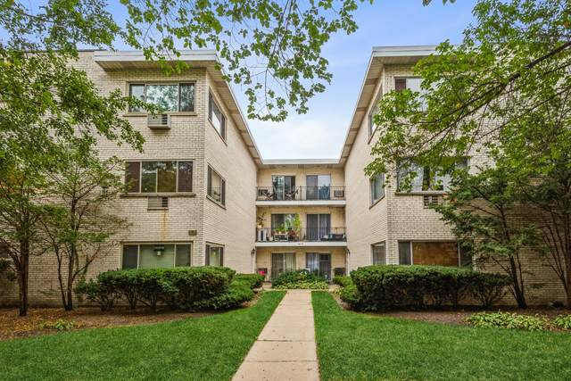 810 Dobson Street 2A, Evanston, IL 60202 (MLS #11239179) :: Rossi and Taylor Realty Group