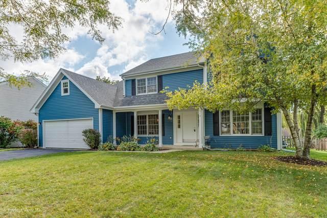 519 Wood Creek Drive, Island Lake, IL 60042 (MLS #11239222) :: Littlefield Group