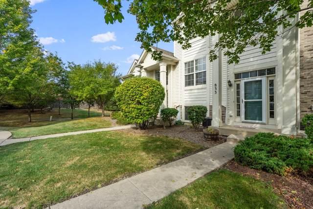 833 Summit Creek Drive #833, Shorewood, IL 60404 (MLS #11239225) :: Littlefield Group
