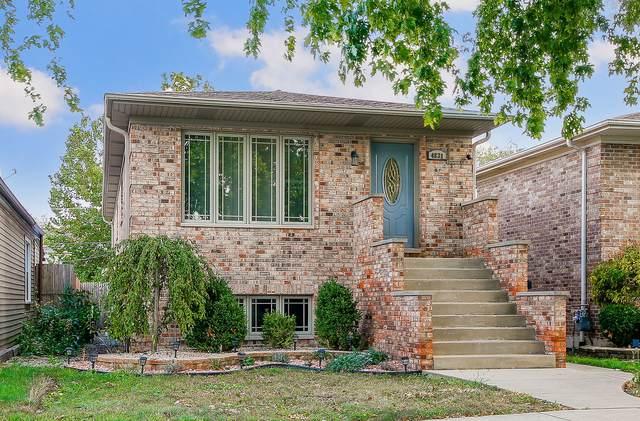 4831 S Lockwood Avenue, Chicago, IL 60638 (MLS #11239275) :: John Lyons Real Estate