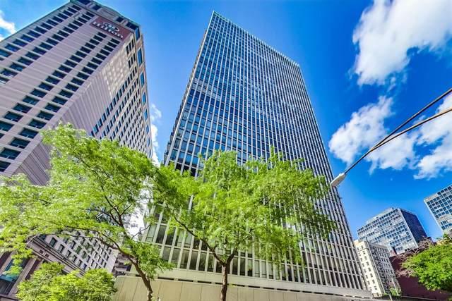 200 E Delaware Place 17E, Chicago, IL 60611 (MLS #11239386) :: Touchstone Group