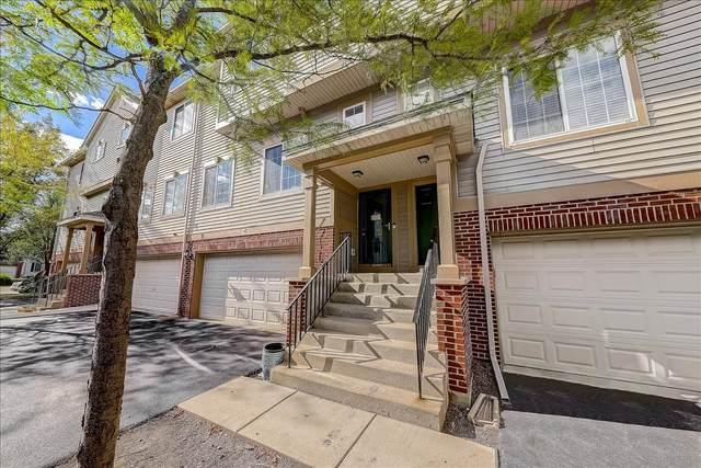 7 Monarch Drive #104, Streamwood, IL 60107 (MLS #11239407) :: John Lyons Real Estate