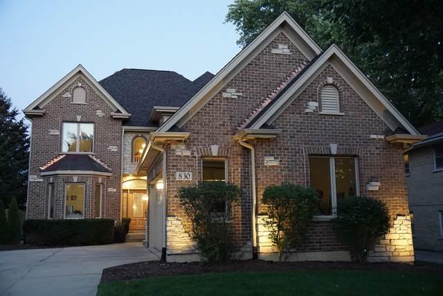 830 N Sleight Street, Naperville, IL 60563 (MLS #11239412) :: John Lyons Real Estate