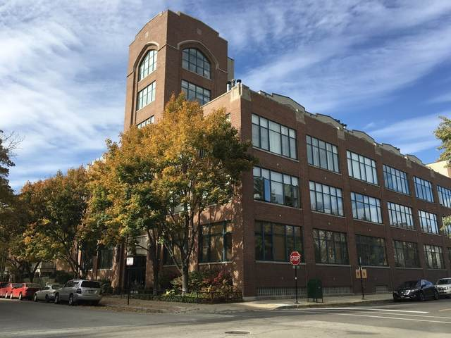 2600 N Southport Avenue #111, Chicago, IL 60614 (MLS #11239436) :: Touchstone Group