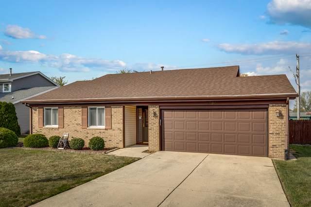 1299 Antigo Trail, Carol Stream, IL 60188 (MLS #11239461) :: John Lyons Real Estate