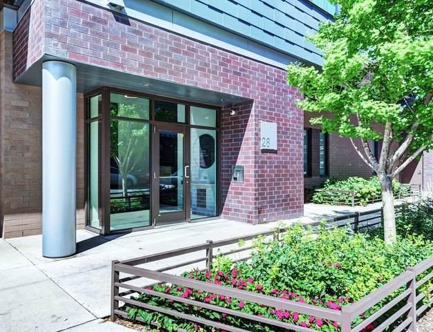 28 N Carpenter Street 2N, Chicago, IL 60607 (MLS #11239480) :: Touchstone Group