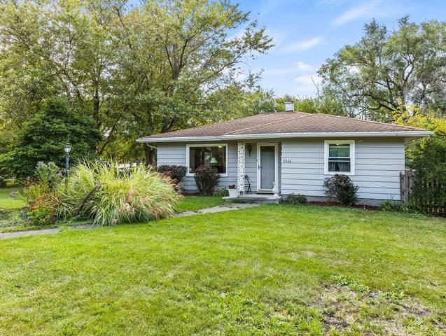 2426 Kellogg Street, Joliet, IL 60435 (MLS #11239522) :: John Lyons Real Estate