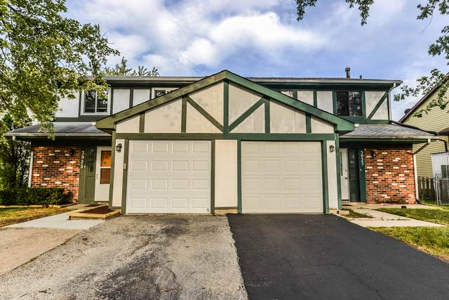 3925 Nautilus Lane, Hanover Park, IL 60133 (MLS #11239540) :: The Wexler Group at Keller Williams Preferred Realty