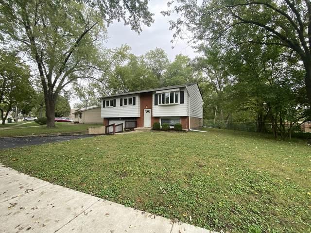 715 Circle Drive, University Park, IL 60484 (MLS #11239742) :: John Lyons Real Estate