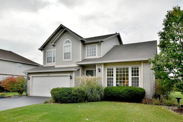 573 Heritage Drive, Oswego, IL 60543 (MLS #11239746) :: The Wexler Group at Keller Williams Preferred Realty