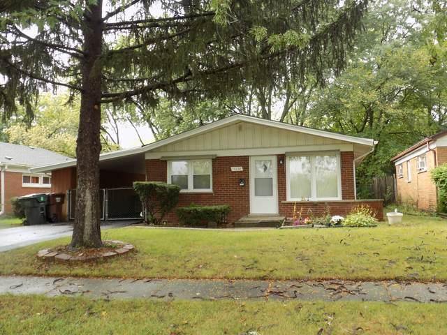 17258 Mahoney Parkway, Hazel Crest, IL 60429 (MLS #11239758) :: John Lyons Real Estate