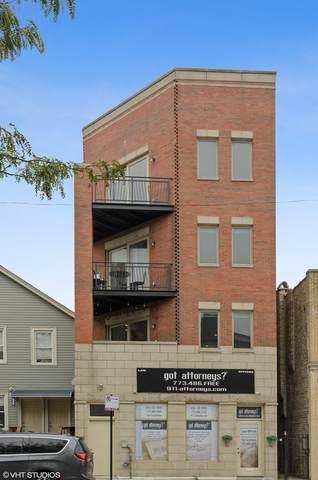 2641 W Armitage Avenue #4, Chicago, IL 60647 (MLS #11239778) :: Touchstone Group